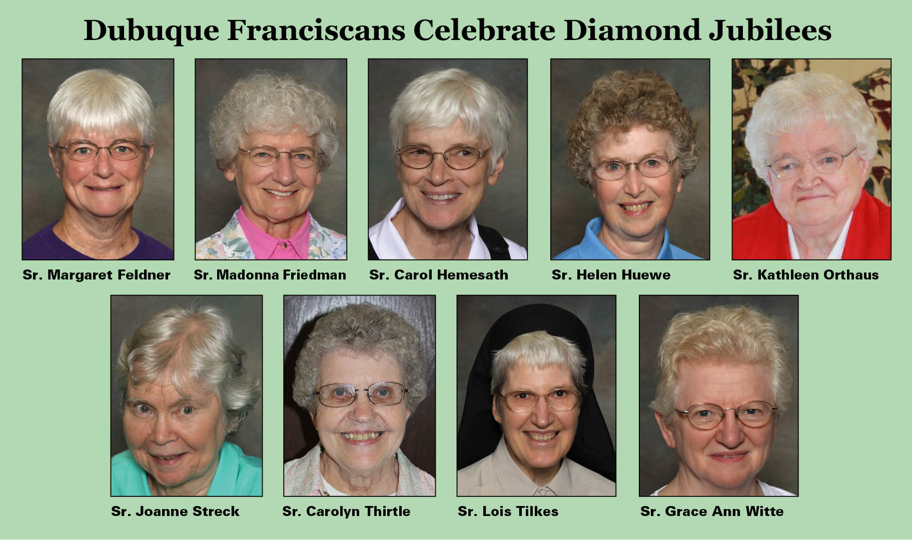 Franciscans Diamond Web