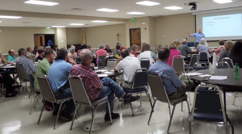 Ames parish learning to evangelize