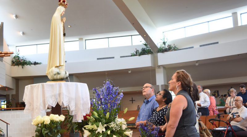 International Pilgrim Virgin Statue coming to archdiocese