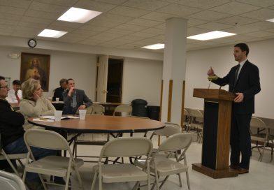 Holy Spirit Parish holds seminar on charitable giving, estate planning