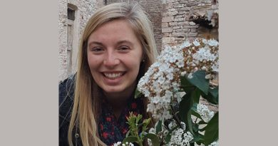 ISU student shares her conversion story