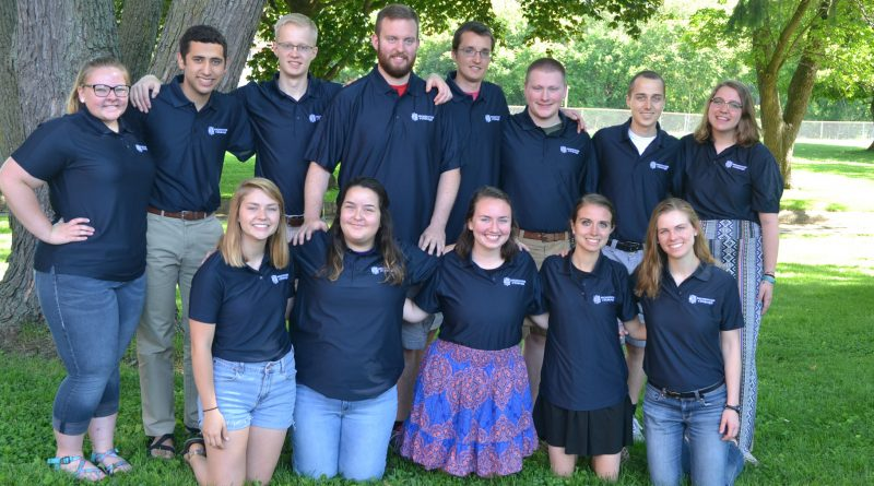 Totus Tuus missionaries reaching out to youth for third summer