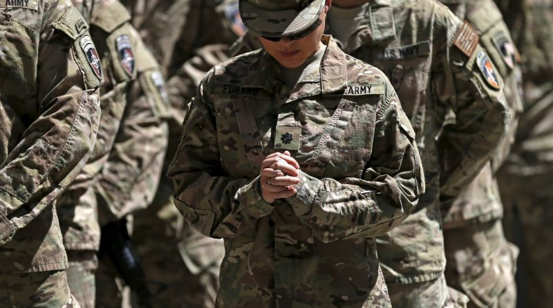 Retreat aims to aid veterans with spiritual healing after their service