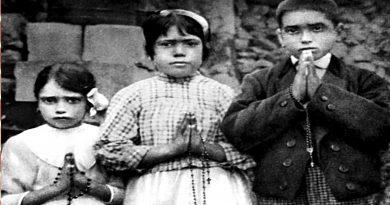 Marking Fatima anniversary locally and globally
