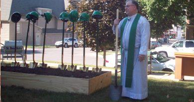St. Benedict's begins major building project, renovations