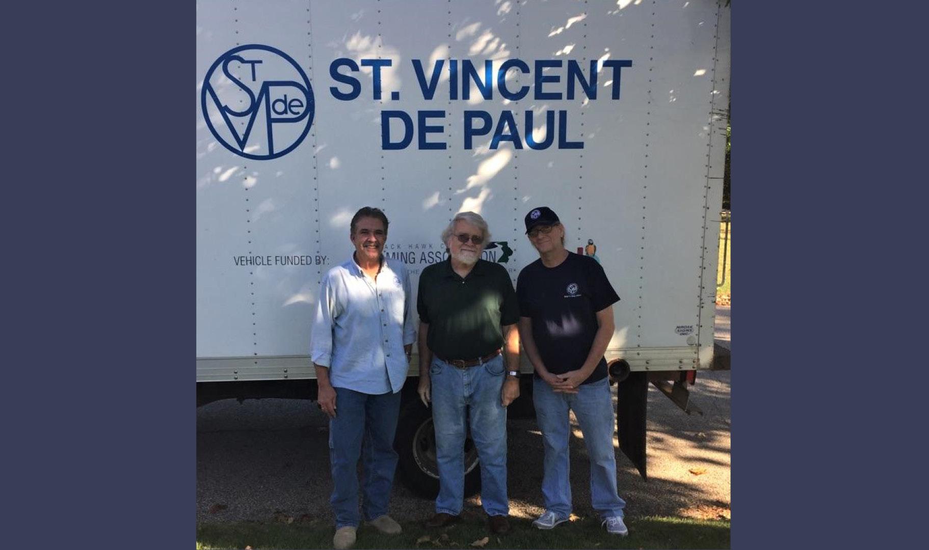 St Vincent s of Waterloo working to meet challenge of helping poor