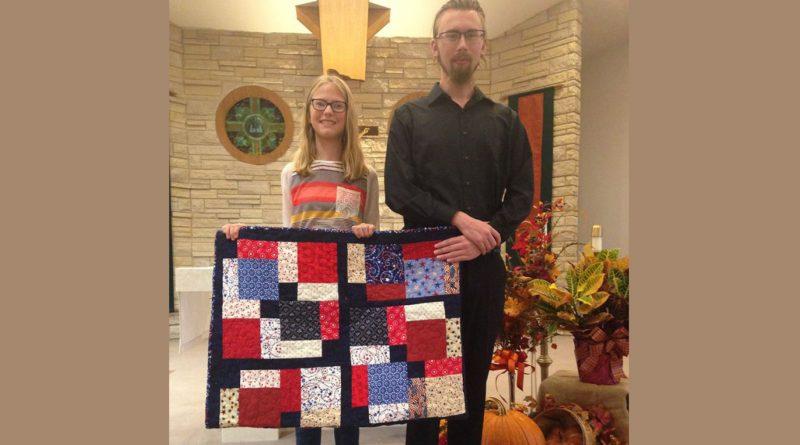 Edgewood parish honors vets, active military at Mass
