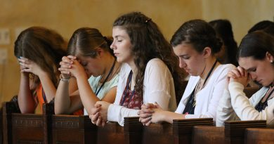 Vocation awareness: inviting and energizing young people