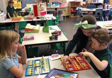 Power of play: Cedar Falls Catholic school students benefit from free play time