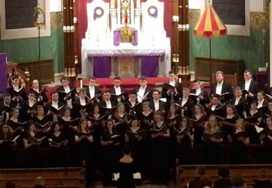 Personal witness: choral studies director reflects on spiritual influences