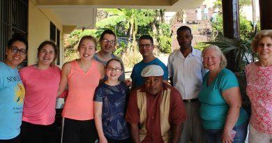 Cedar Falls parishioners visit Haiti
