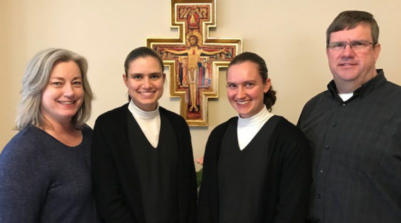 Personal witness: mother of daughters with religious vocations reflects on obedience
