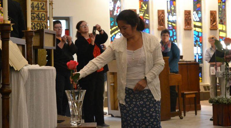 Prayer service, rally held to mark 10th anniversary of Postville raid