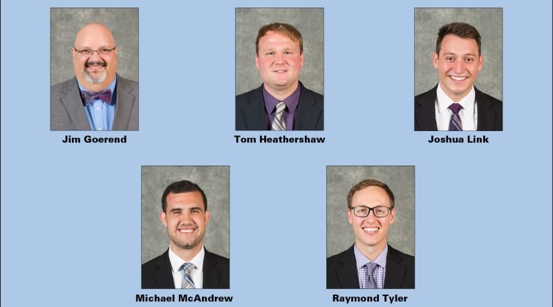 Five men to be ordained transitional deacons