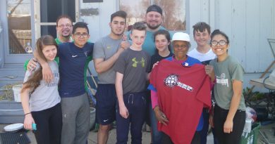 LaSalle student reflects on mission trip to Omaha