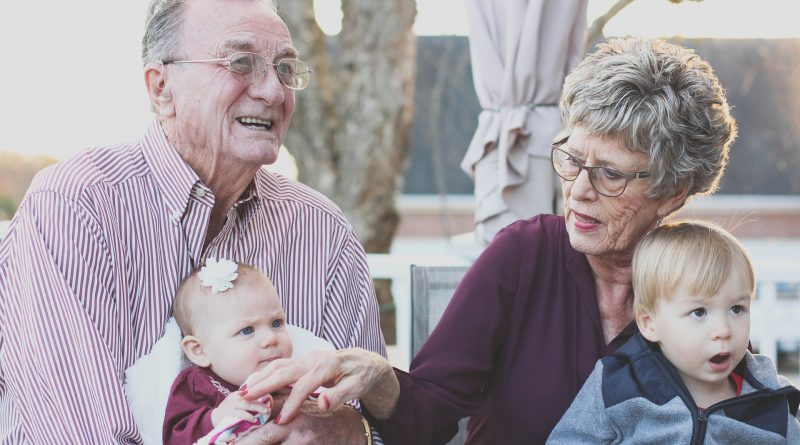 Event for grandparents set for Aug. 25