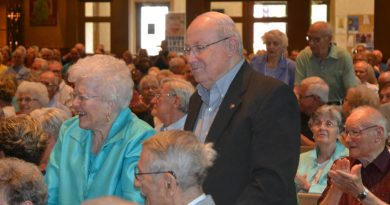 Renewing sacred promises: Masses held for couples married 50 or more years