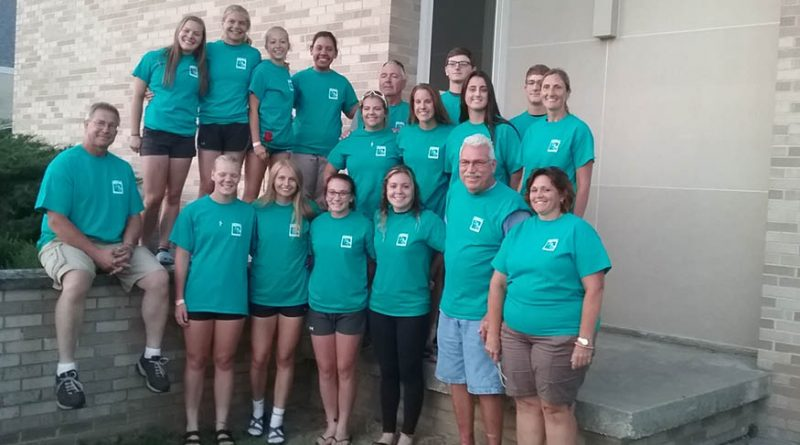 Youth group redirects service trip to Marshalltown