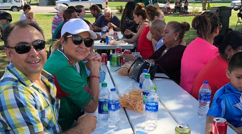 Marshalltown parish's Festival on First provides fun, food and fellowship