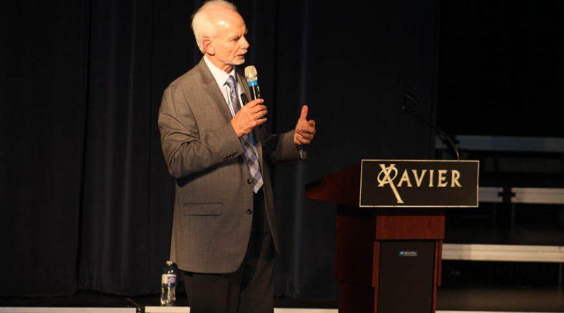 Educating by grace through faith: Indiana school choice advocate visits Cedar Rapids