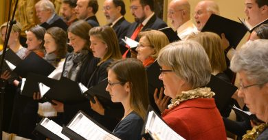 Composer to debut piece at cathedral's Lessons and Carols