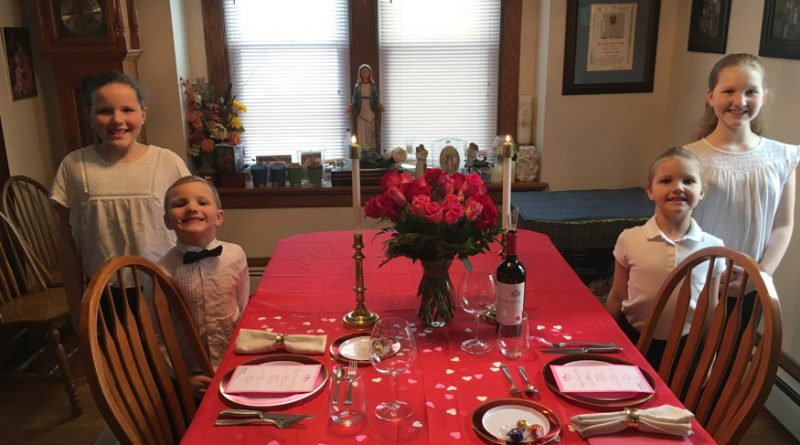 St. Valentine's Day: An opportunity to experience the love of God