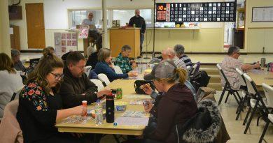 Bingo nights support church ministries, build community