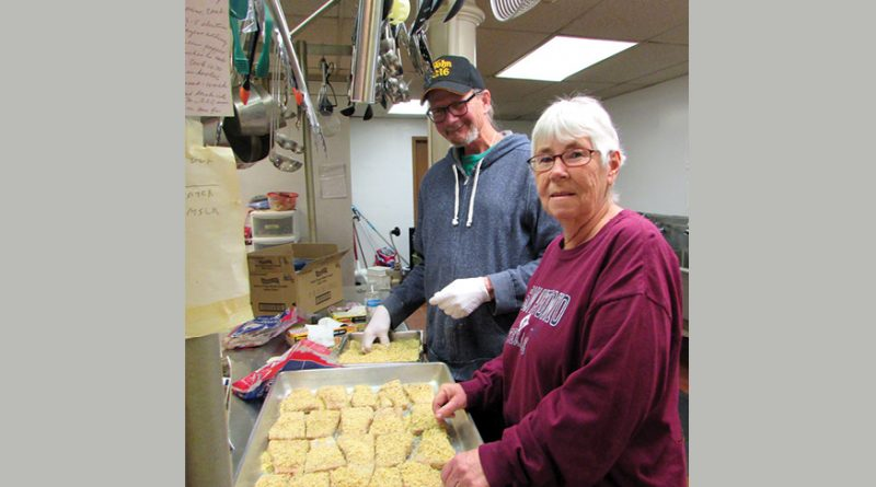 'Blended' parishes make their mark in the Key City