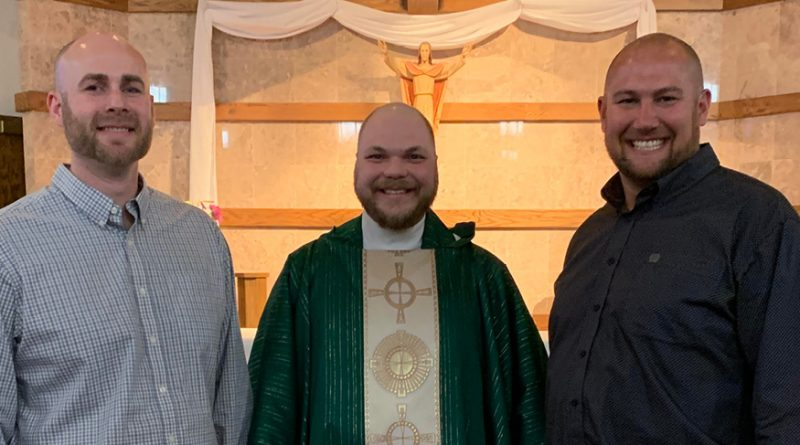 Farmer's journey to become Catholic inspires family, community