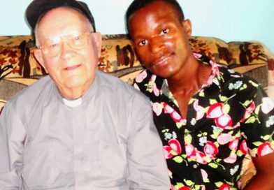 Dubuque native has served as missionary in Africa for over 50 years