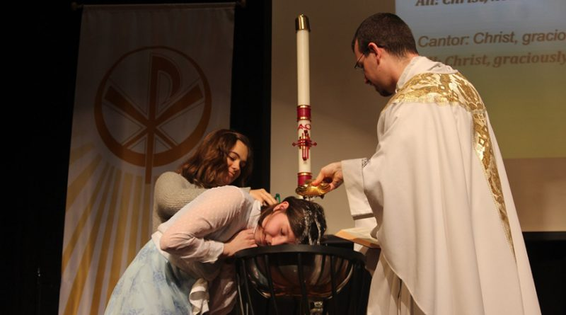 Teen joins church after experiencing Christ through people at school