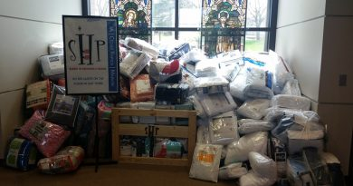 Cedar Rapids parish helps provide beds for local children in need