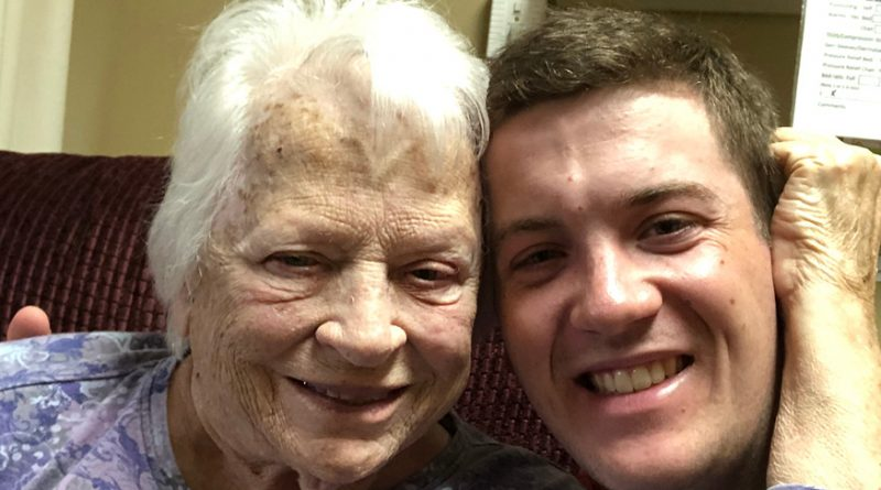 Love between grandmother and grandson aids woman in journey of faith