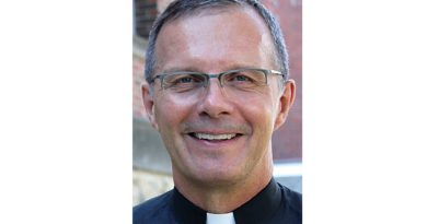Friends, colleagues react to Fr. Joensen's appointment as bishop