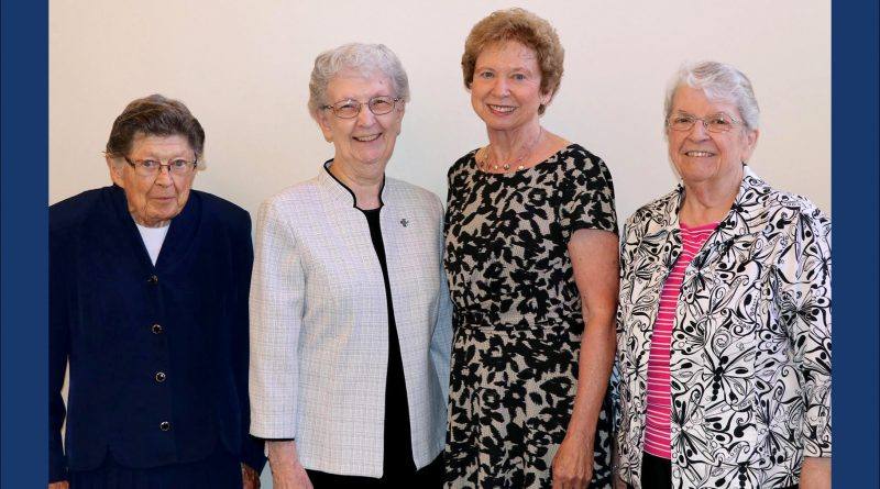 Presentation Sisters celebrate 60 years of religious life