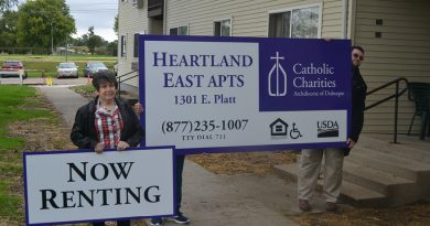 Catholic Charities' newest housing facility a 'life changer' for residents