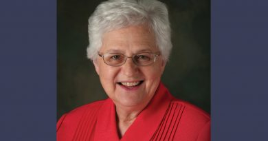 Family, friends, colleagues reflect on life of Sr. Carol Hoverman