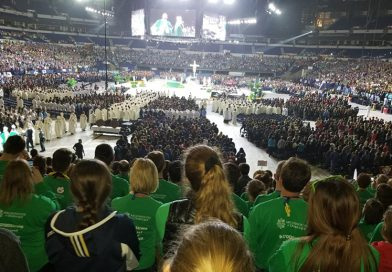 Archdiocese to send giant delegation to national youth conference