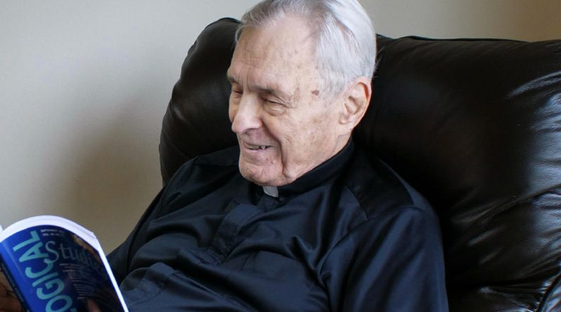 Msgr. James Barta: 'The Lord's command that we love one another remains with us'