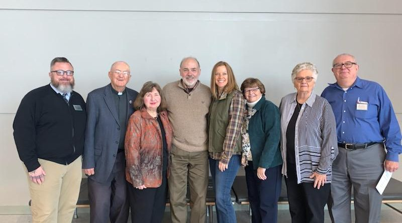 Jail & Prison Ministry volunteers receive awards from Iowa governor