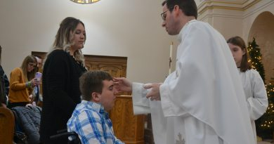 Teen recovering from serious accident receives confirmation