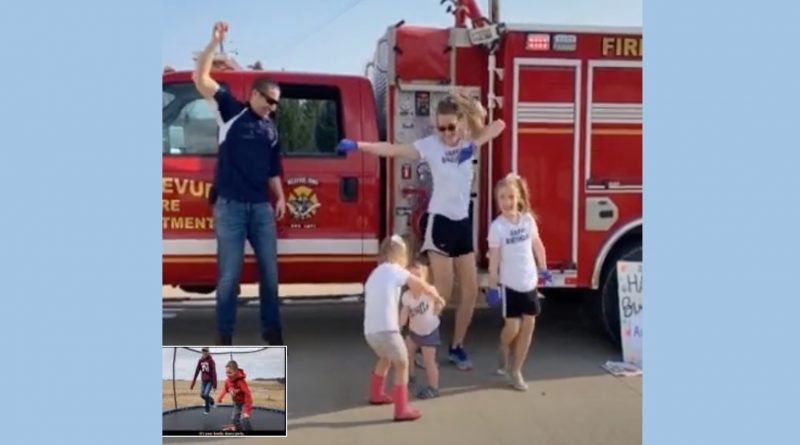 Principal unites community with 'dance party' video