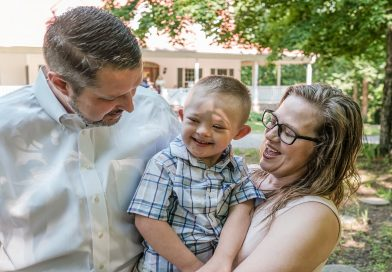 Parents: Baby miraculously cured in utero, now 5, 'has changed our life'