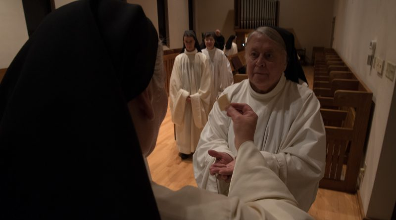 Contemplative nun reflects on prayer amid COVID-19 pandemic