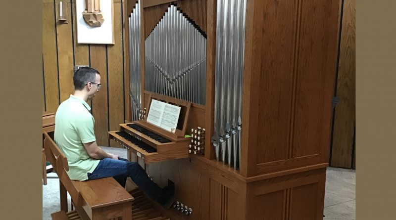 Pipe organ, renovation part of Belmond parish's revitalization effort