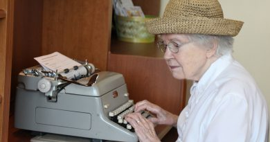 Former Witness secretary and bookkeeper reflects on her time on the job